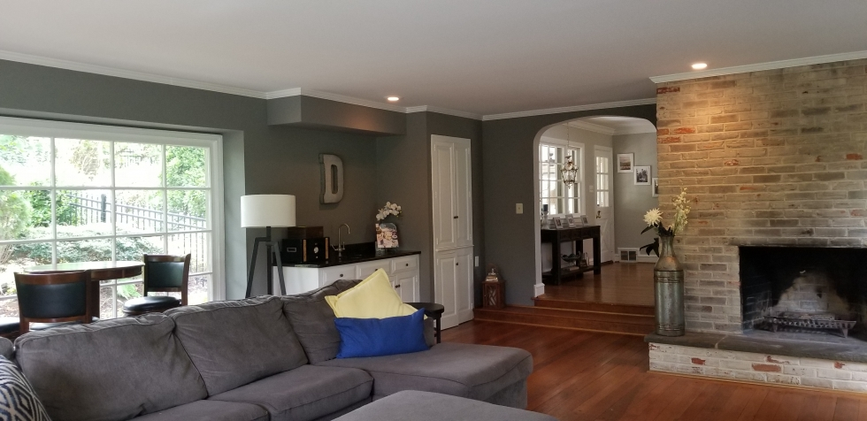 residential painting in atlantic nj