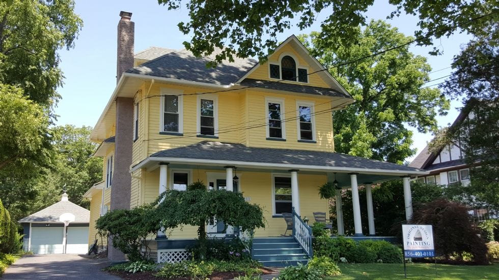 residential painting in jefferson nj