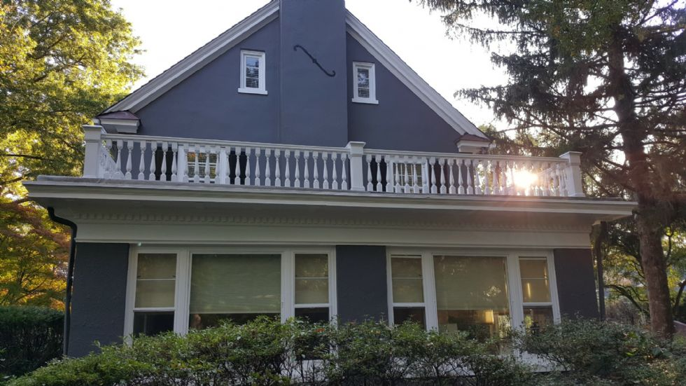interior and exterior painting in morristown nj