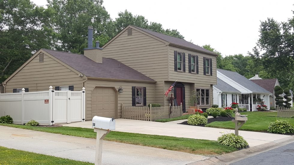 residential painting in merchantville nj