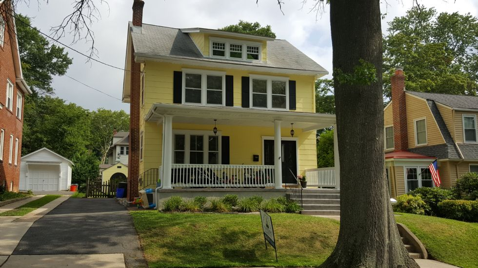 best painting contractor in chester borough nj