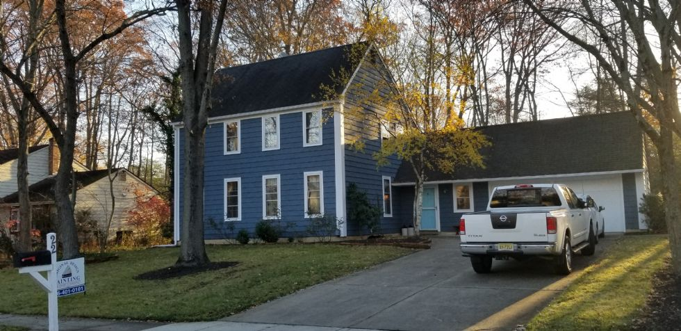 house painting in south brunswick nj