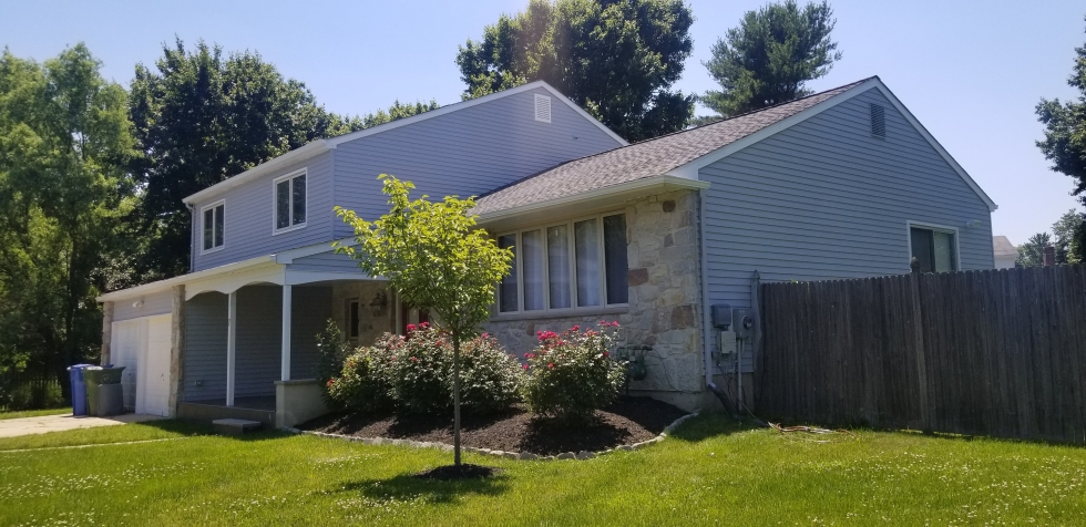 residential painting in maple shade nj