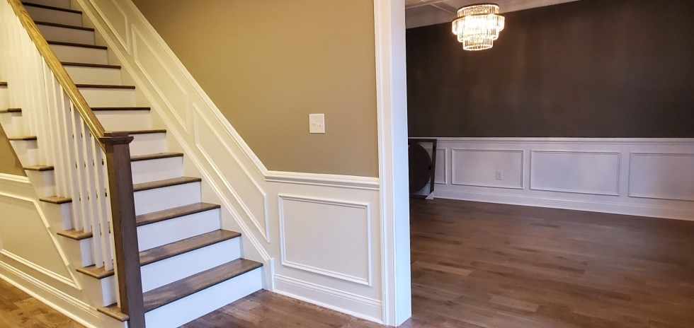 residential painting in bloomsbury nj